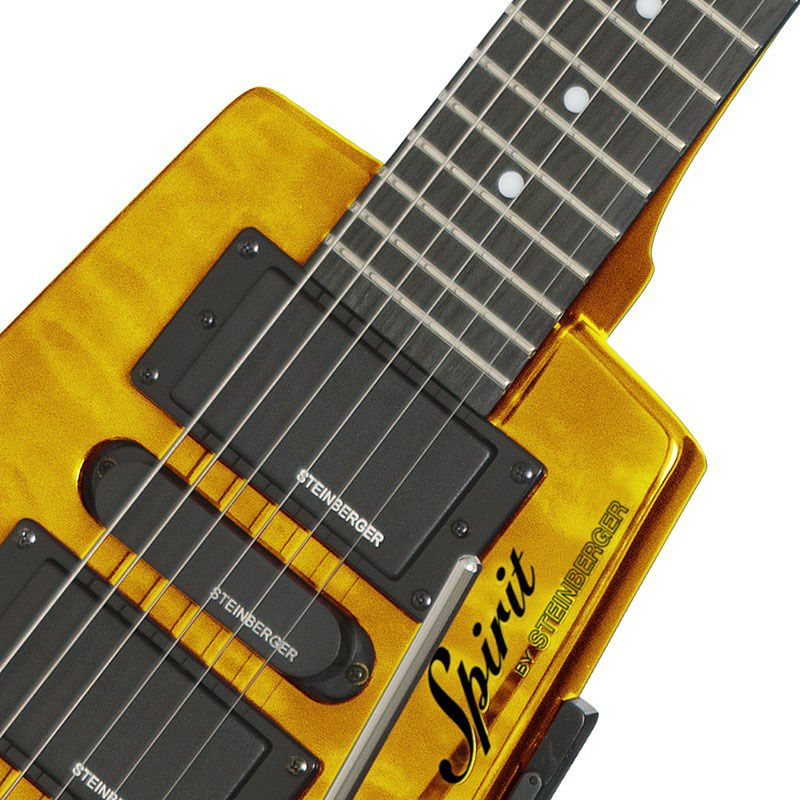 "Spirit GT-PRO ""QUILT TOP"" DELUXE (TA/Trans Amber)_3"