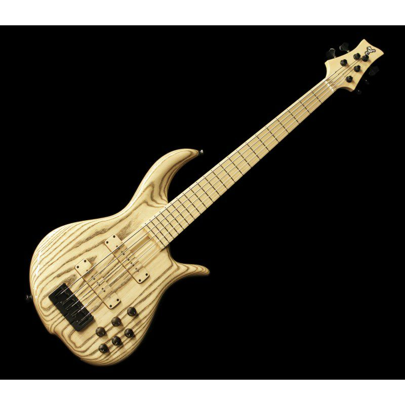 BN5-NT Custom w/ Exposed-Pole Pickups (Natural)_1