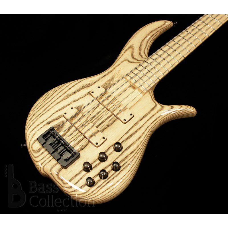 BN5-NT Custom w/ Exposed-Pole Pickups (Natural)_2