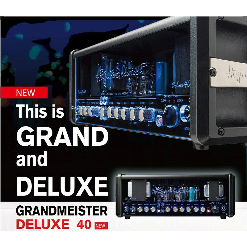 GrandMeister Deluxe 40 [HUK-GM40DX/HHC] 【数量限定・ロゴ入り特製ハードケースセット】_11