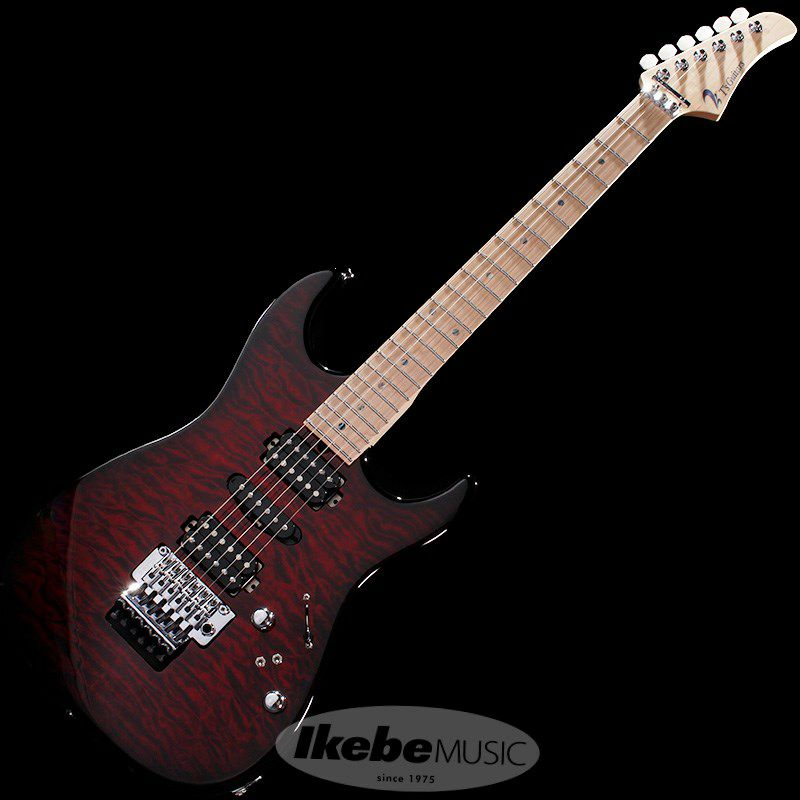 DST-Custom Order 22F/HSH/5A Quilt Top (Duvall Red) 【IKEBE Order Model】_1
