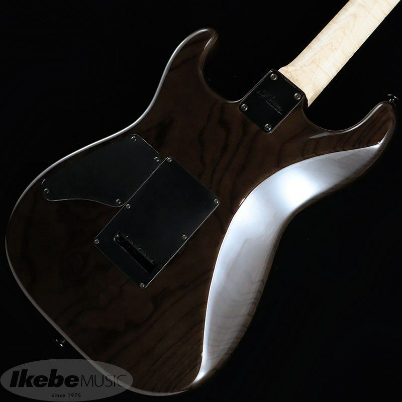 IKEBE 45th Anniversary MC-IKB45TH Burl Maple×Resin (See-through Red w/Blue Resin)_4
