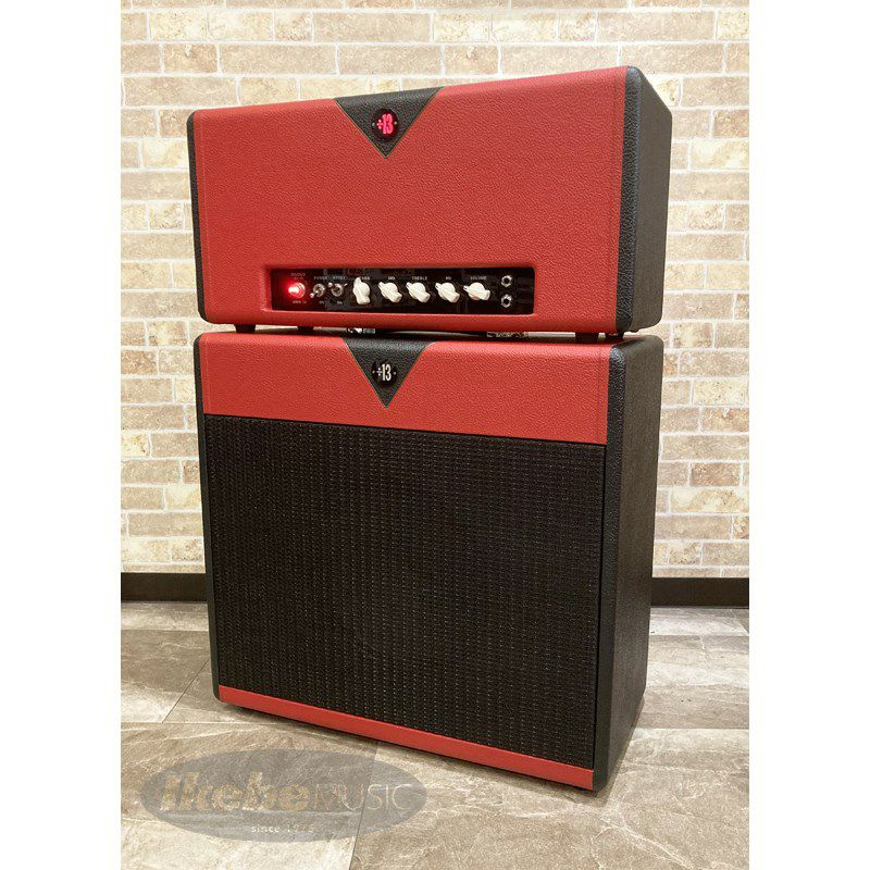 AMW39 Head w/1x12 Cabinet [Black/Red/BlackTuxedo]【Divided by 13 オリジナルTシャツ&バッグ・プレゼント!】_1