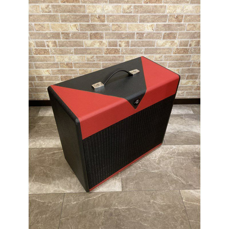 AMW39 Head w/1x12 Cabinet [Black/Red/BlackTuxedo]【Divided by 13 オリジナルTシャツ&バッグ・プレゼント!】_3
