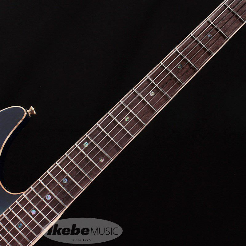 DST-Pro24, Devil Bros. Spalted Maple Top 【青鬼 Ikebe 45th Anniversary Version】 #032080_6