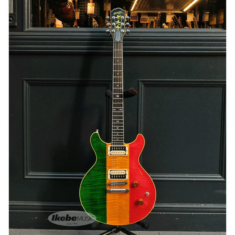 GM6-R (Rastafarian color)【USED】【Weight≒3.74kg】_1