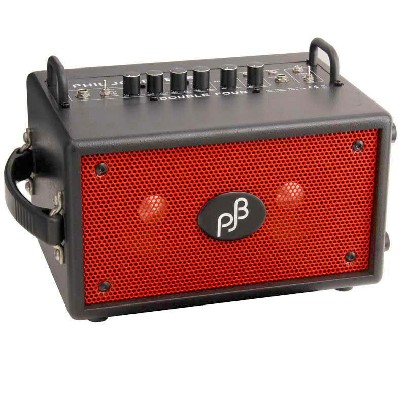 Double Four BG-75 (BLACK/RED GRILL) [IKEBE ORIGINAL COLOR]_1