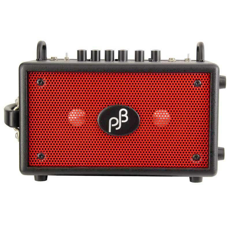 Double Four BG-75 (BLACK/RED GRILL) [IKEBE ORIGINAL COLOR]_2