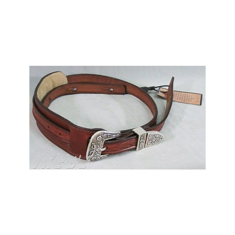 70017 Premier Traditional 3pc Buckle set (Brown)_1