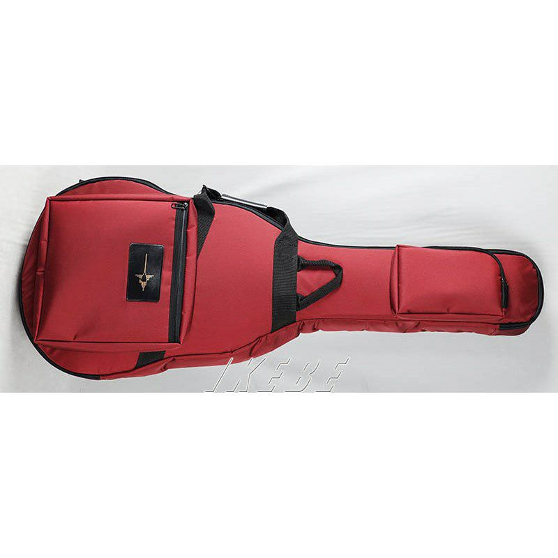 """IKEBE ORDER Protect Case for Semi-Acoustic Guitar """"Burgundy/#50"""" [セミアコ用] 【即納可能】_1"""