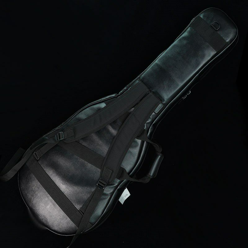 """IKEBE ORDER Protect Case for Semi-Acoustic Guitar """"BLACK LEATHER"""" [セミアコ用] 【受注生産品】_3"""