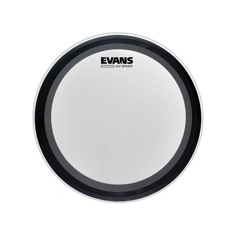 BD18EMADUV [UV EMAD Coated 18 / Bass Drum]【1ply 10mil + EMAD】【お取り寄せ品】_1