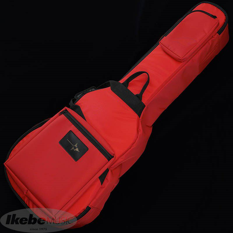 """Protect Case for Acoustic Guitar """"Red/#7"""" [ドレッドノート用]_1"""