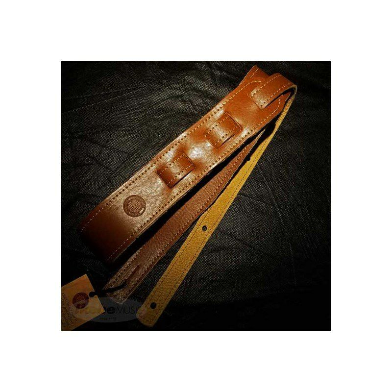 """#73040 Pinnacle 2""""Milled Leather(Chestnut)_2"""
