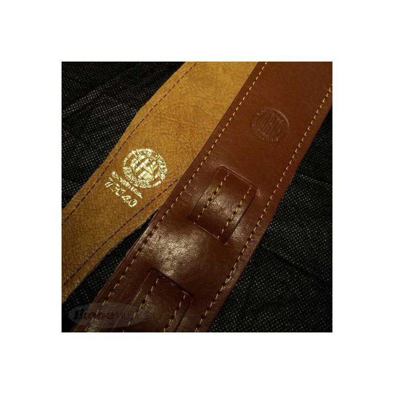 """#73040 Pinnacle 2""""Milled Leather(Chestnut)_3"""