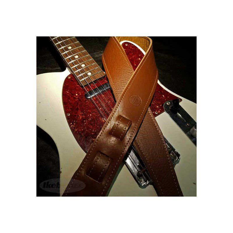 """#73040 Pinnacle 2""""Milled Leather(Chestnut)_4"""
