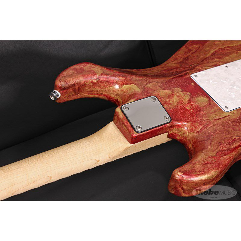 Studio Elite HD Red Shmear Finish Alder Body/Maple Fingerboard SN.20089_7
