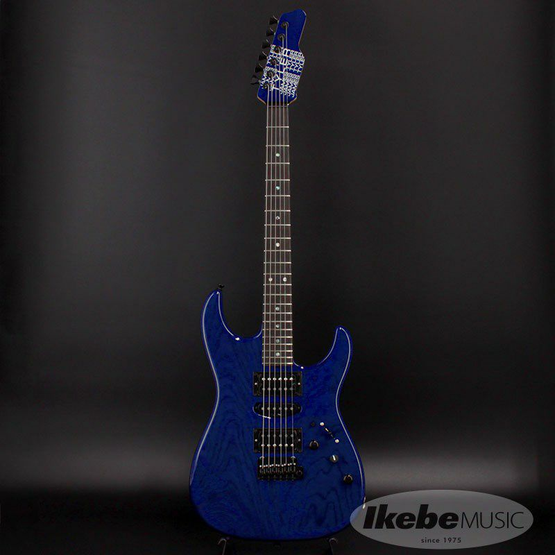 Japan Studio Elite HD Rear Route HSH/Ash/Ebony/Trans Royal Blue/MH 【SN.J20080】_2
