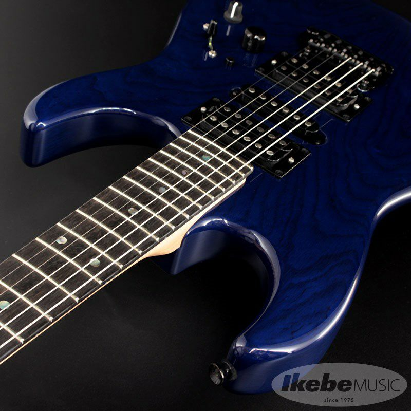 Japan Studio Elite HD Rear Route HSH/Ash/Ebony/Trans Royal Blue/MH 【SN.J20080】_6