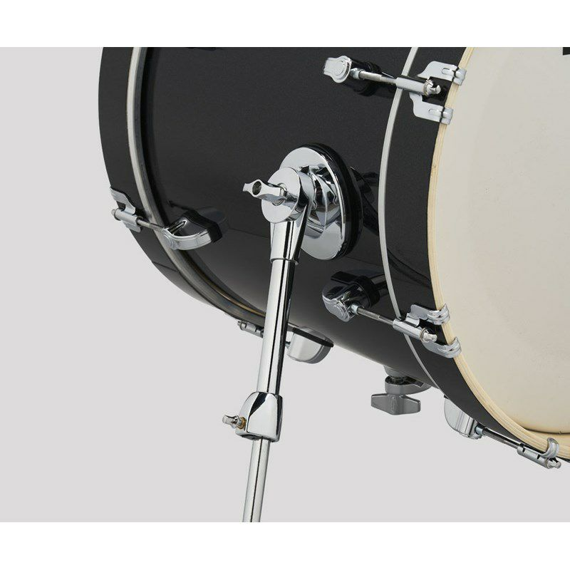 "New Yorker 4pc Compact Kit [PDNY1604/BO / BD16"", FT13"", TT10"", SD14"" / Black Onyx Sparkle]_8"