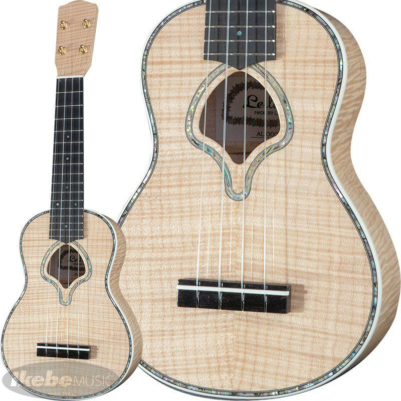 LUK-2000S/Flame Maple (Natural) [Soprano Ukulele]_1