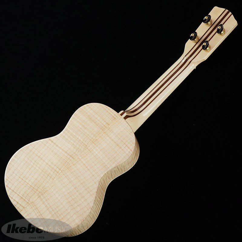 LUK-2000S/Flame Maple (Natural) [Soprano Ukulele]_4