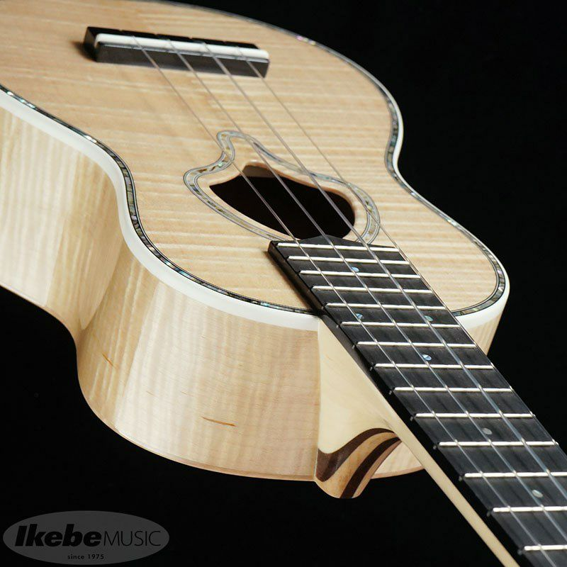 LUK-2000S/Flame Maple (Natural) [Soprano Ukulele]_7