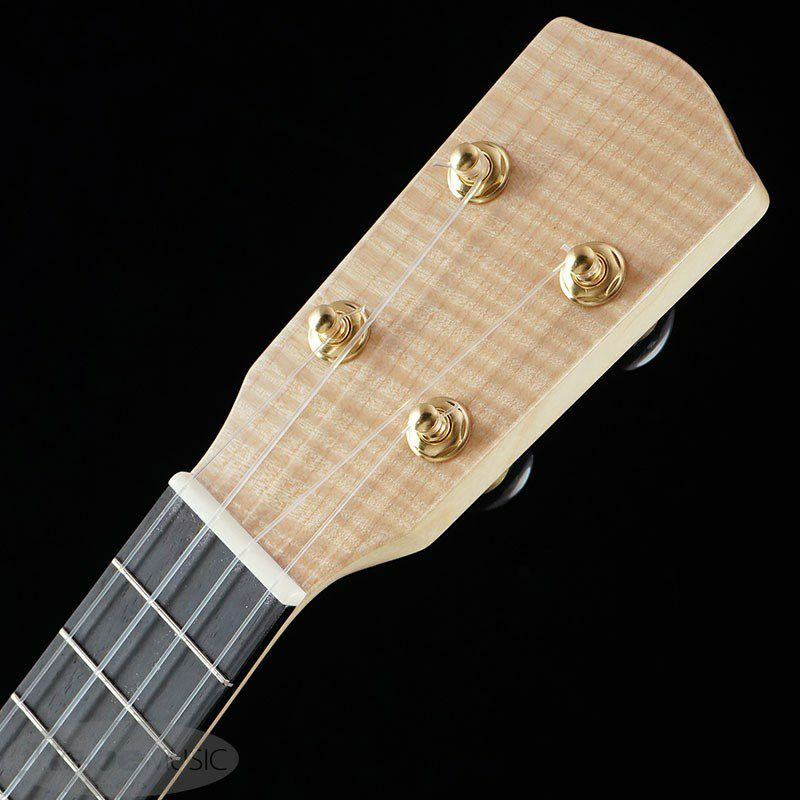 LUK-2000S/Flame Maple (Natural) [Soprano Ukulele]_10