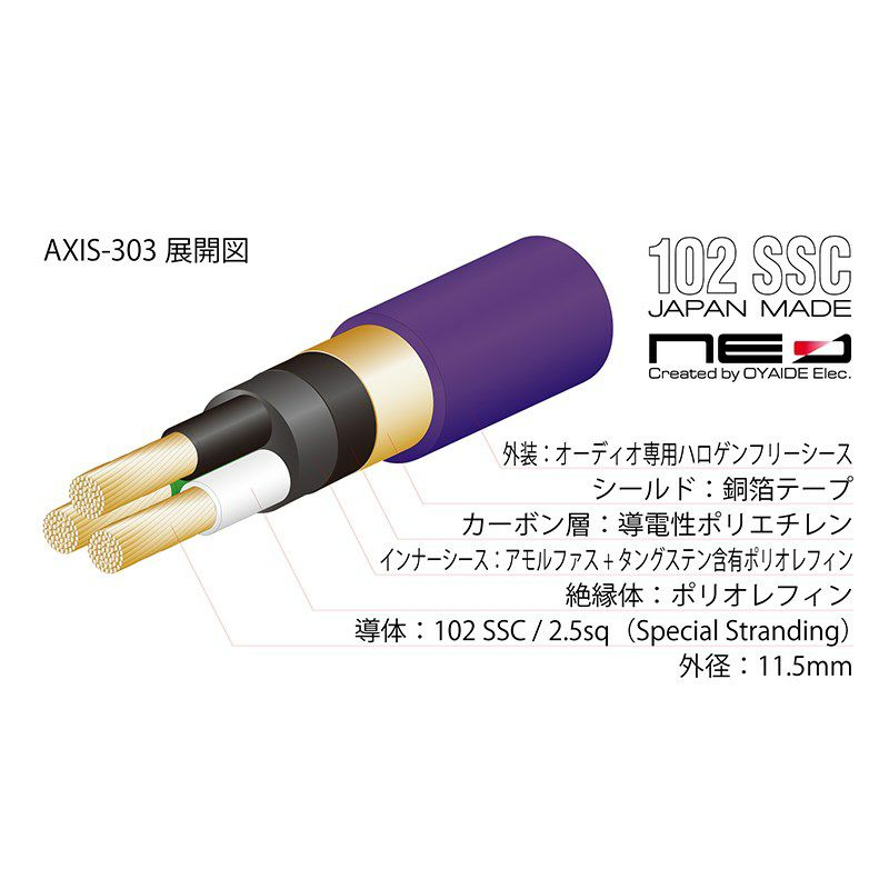 AXIS-303【切り売り:1m単位】(お取り寄せ商品)_2