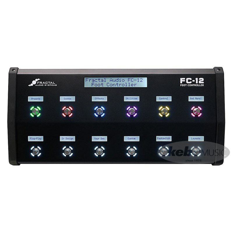 FC-12 Foot Controller_1