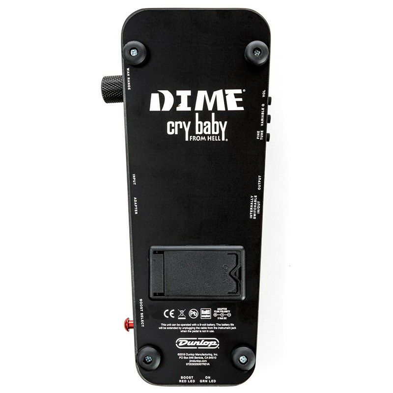 DB01B DIMEBAG CRY BABY FROM HELL WAH_5