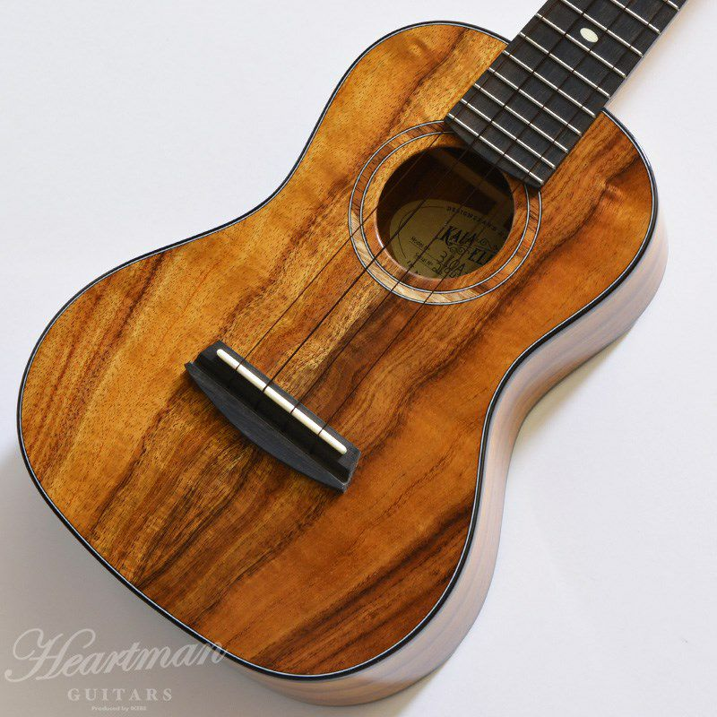 3KOA-CG Gloss Hawaiian Koa Concert [Made in USA]_3