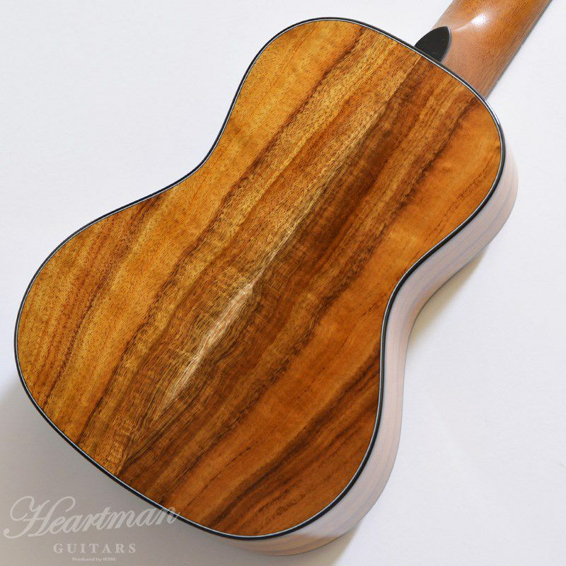 3KOA-CG Gloss Hawaiian Koa Concert [Made in USA]_4