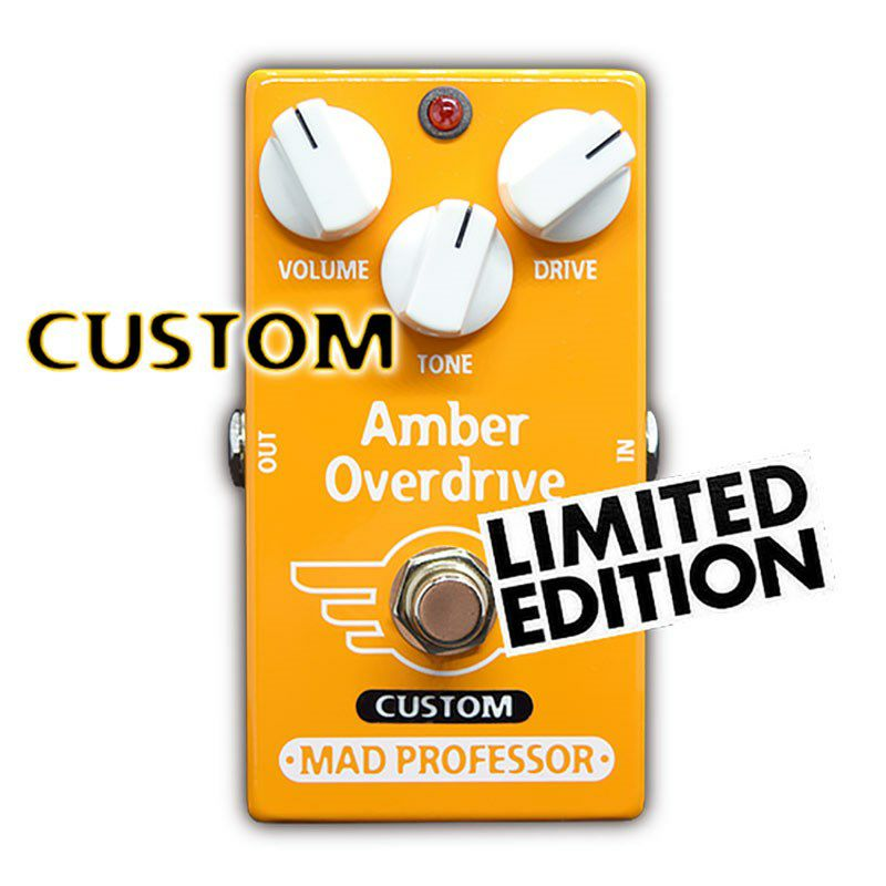 """Amber Overdrive FAC """"For Bass"""" MOD_1"""