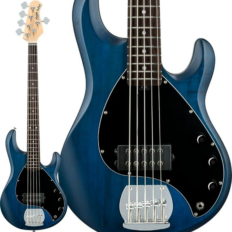 S.U.B. Series Ray5 (Trans Blue Stain/Rosewood)_1