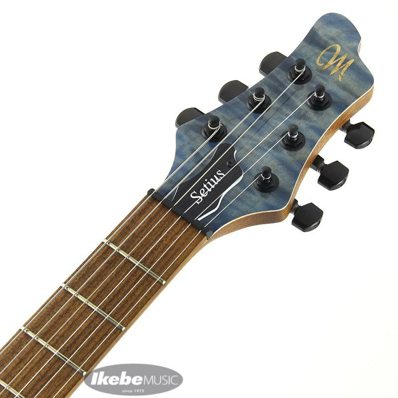 Setius 6 5A Quilted Maple Top T-AQM-G【特価】_9