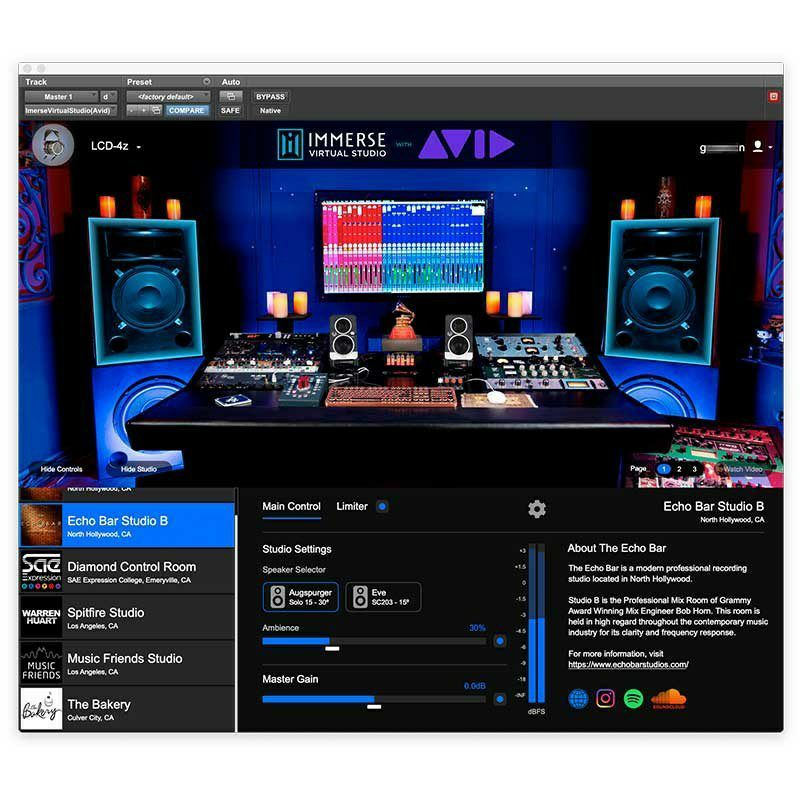 Pro Tools | Carbon(Hybrid Audio Production System)(9900-74103-00)_5