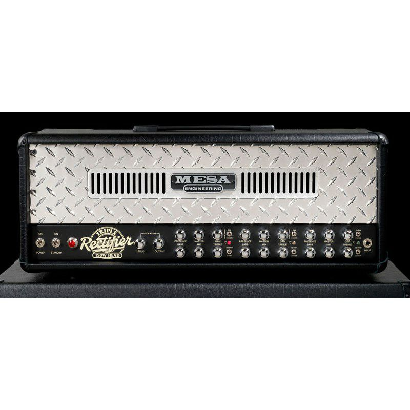 Triple Rectifier Solo Head [Multi-Watt]_1