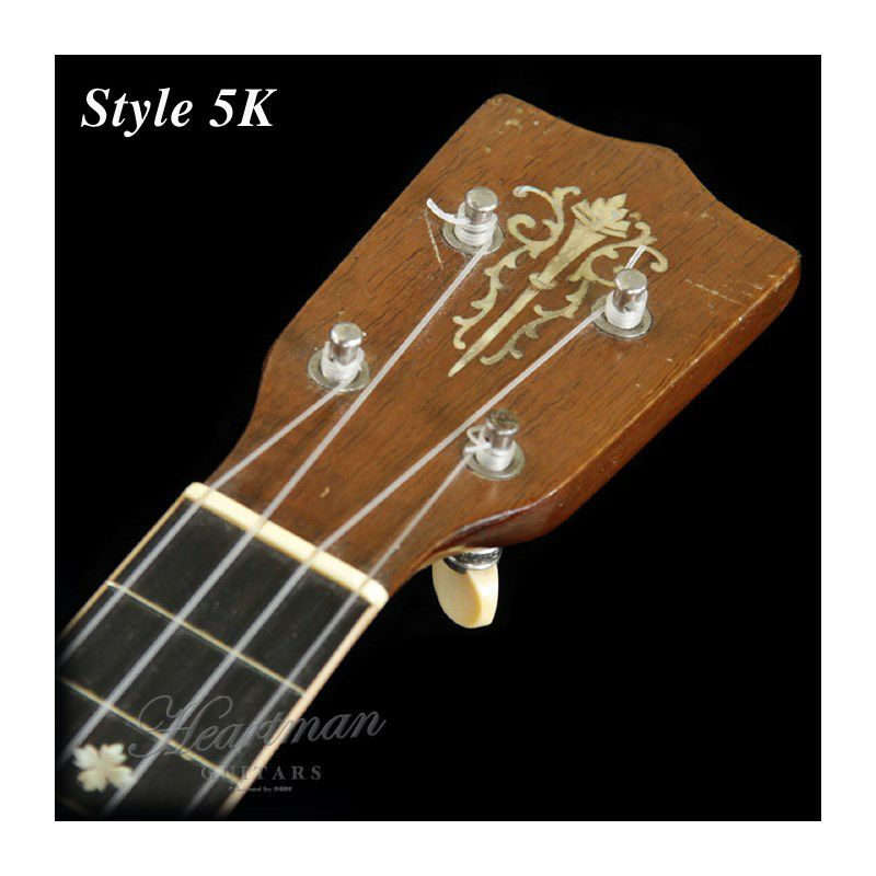 Style 5K & Style 3K Employee 1920's~30's w/Double Case 【ヴィンテージ】_7