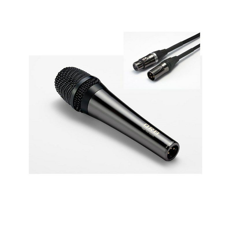 Clear Force Microphone the finest for acoustic / CF-A7F 【専用マイクケーブルJ10-XLR Pro(長さ:3m)同梱】_1
