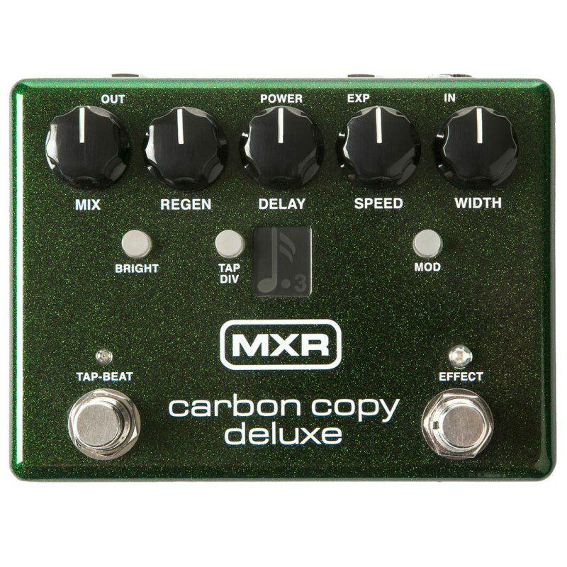 M292 Carbon Copy Deluxe Analog Delay 【数量限定9Vアダプタープレゼント】_1
