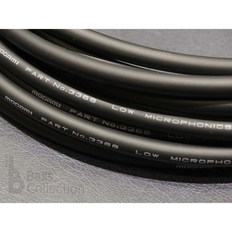 High Fidelity Instrument Cable For BASS 【3m L-S】_4