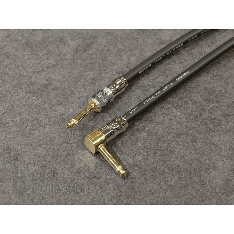 High Fidelity Instrument Cable For BASS 【5m L-S】_2