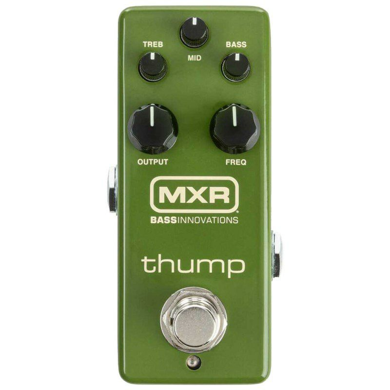 M281 THUMP BASS PREAMP 【数量限定アダプタープレゼント】_1