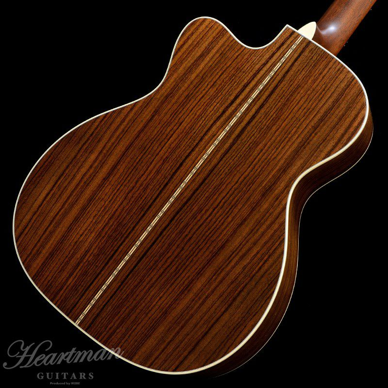 """CTM 000C-28 VTS SWISS SPRUCE TOP """"Nazareth Martin Factory Selected Wood""""_4"""