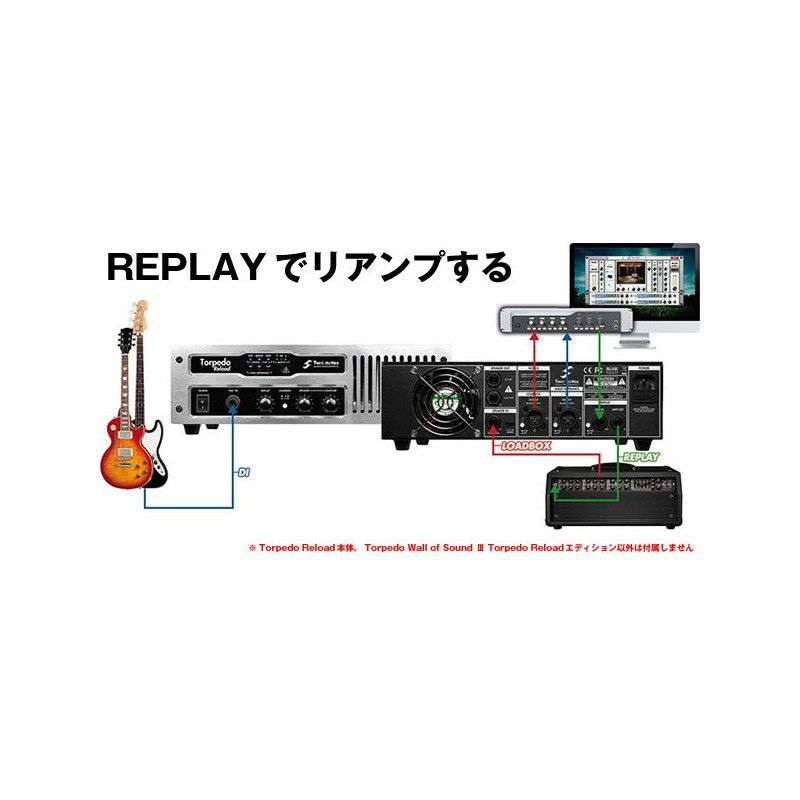 Torpedo Reload ※ロックハウスイケベ池袋 [CL2020]_8