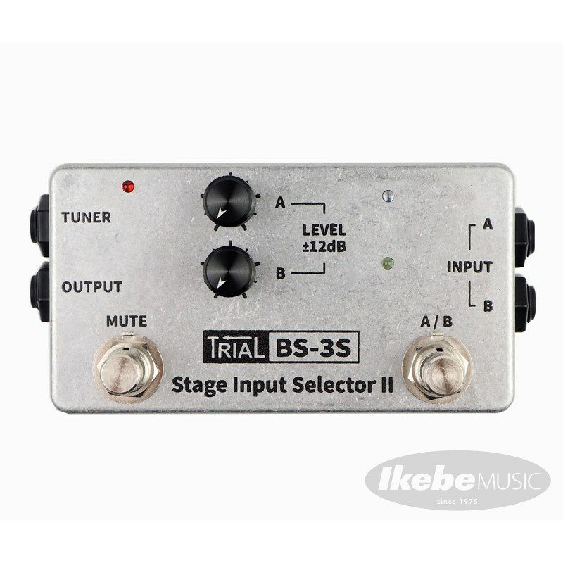 BS-3S [Stage Input Selector II]_1