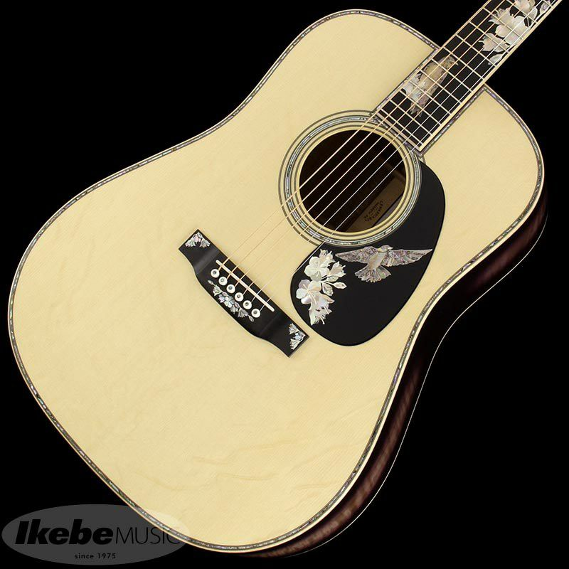 D-42 Purple Martin Flamed Myrtle  【ポイント20%還元】_2