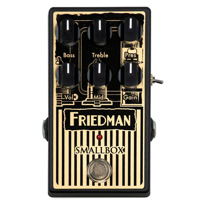 Smallbox Overdrive Pedal_1