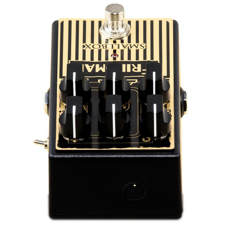 Smallbox Overdrive Pedal_3